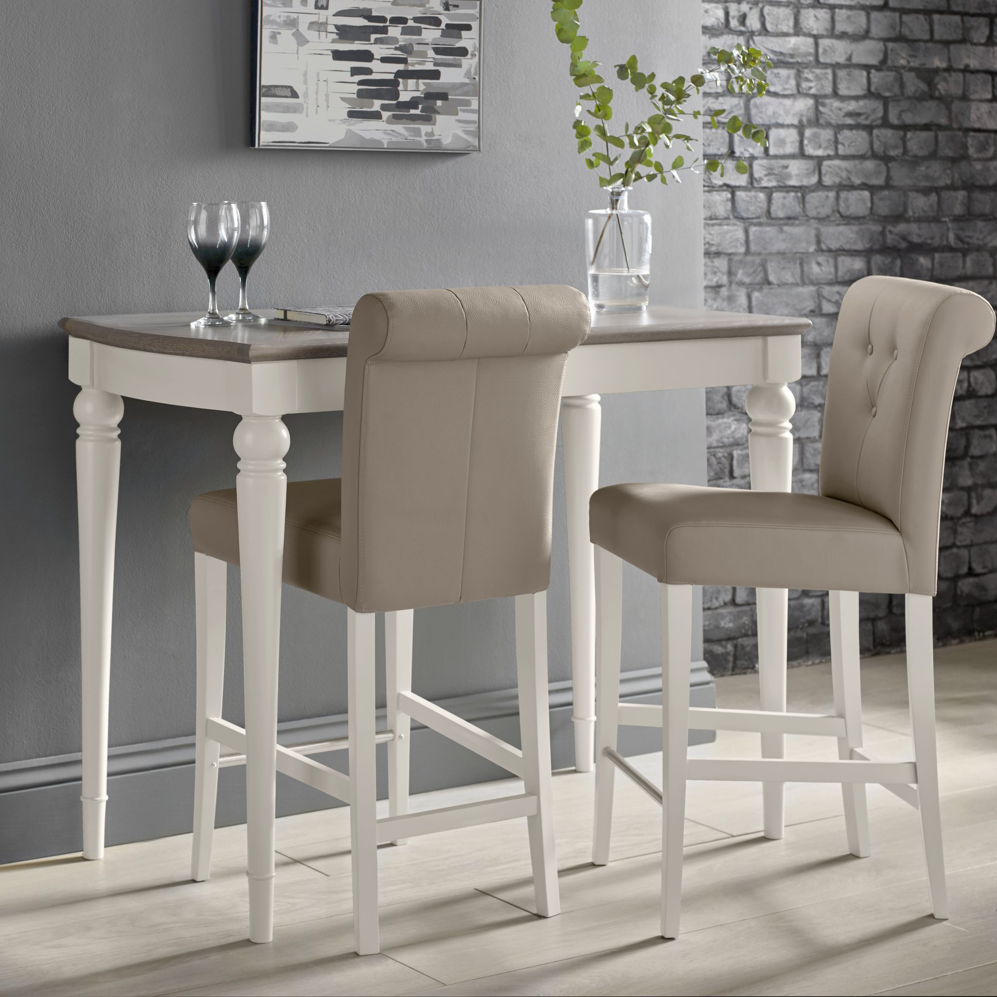 MONICA UPH BAR STOOL