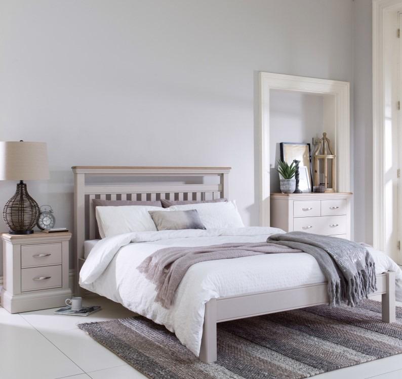 TONI GREY BED