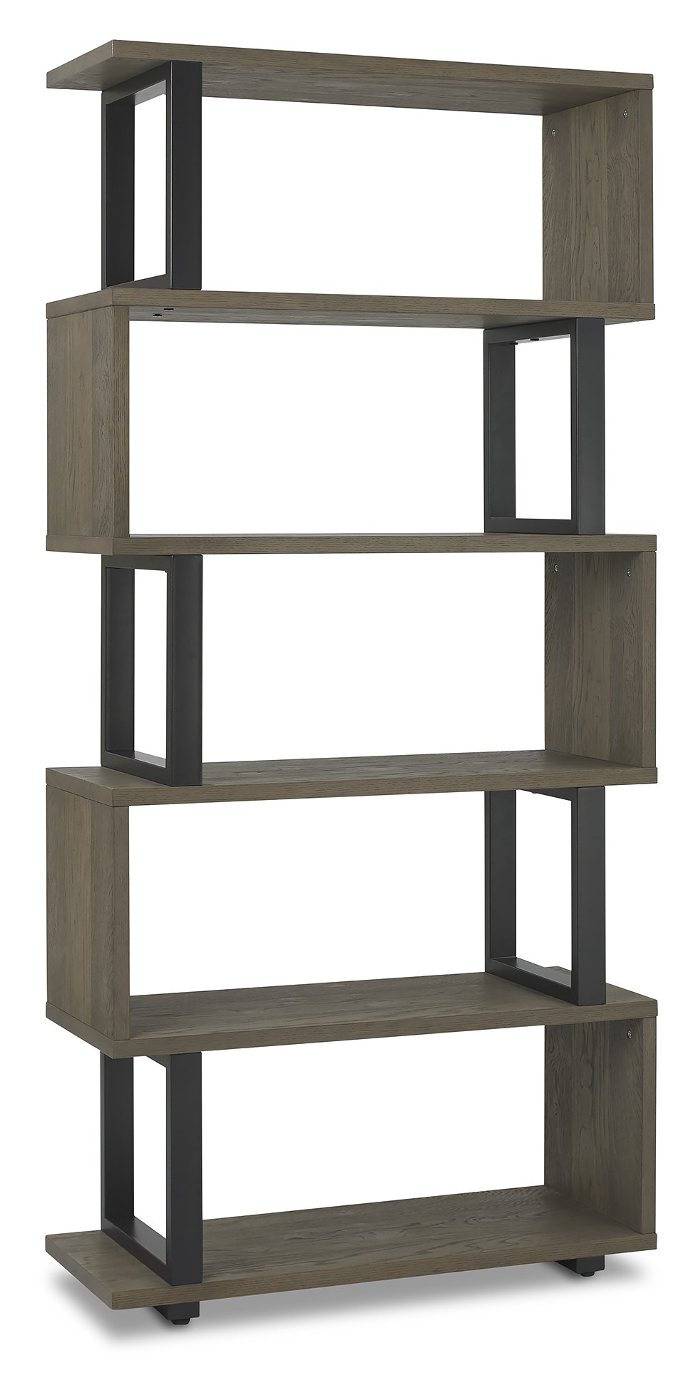 BRINDISI OPEN BOOKCASE - ANGLE VIEW