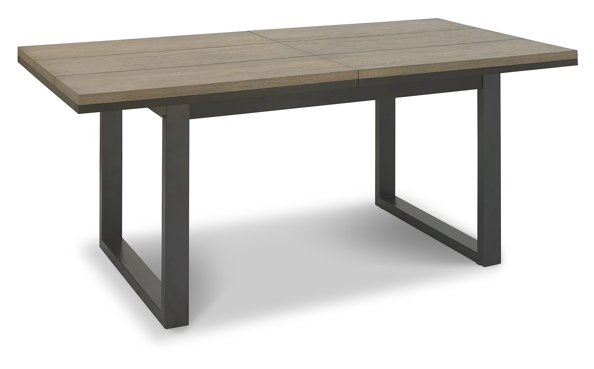 BRININDISI 6-8 EXTENDING DINING TABLE - CLOSED