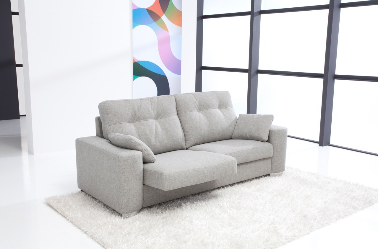 ALFRED LARGE SOFA 3 - EXTENSION SEAT NO LONGER AVAILABLE. STATIC SEAT ONLY (2)