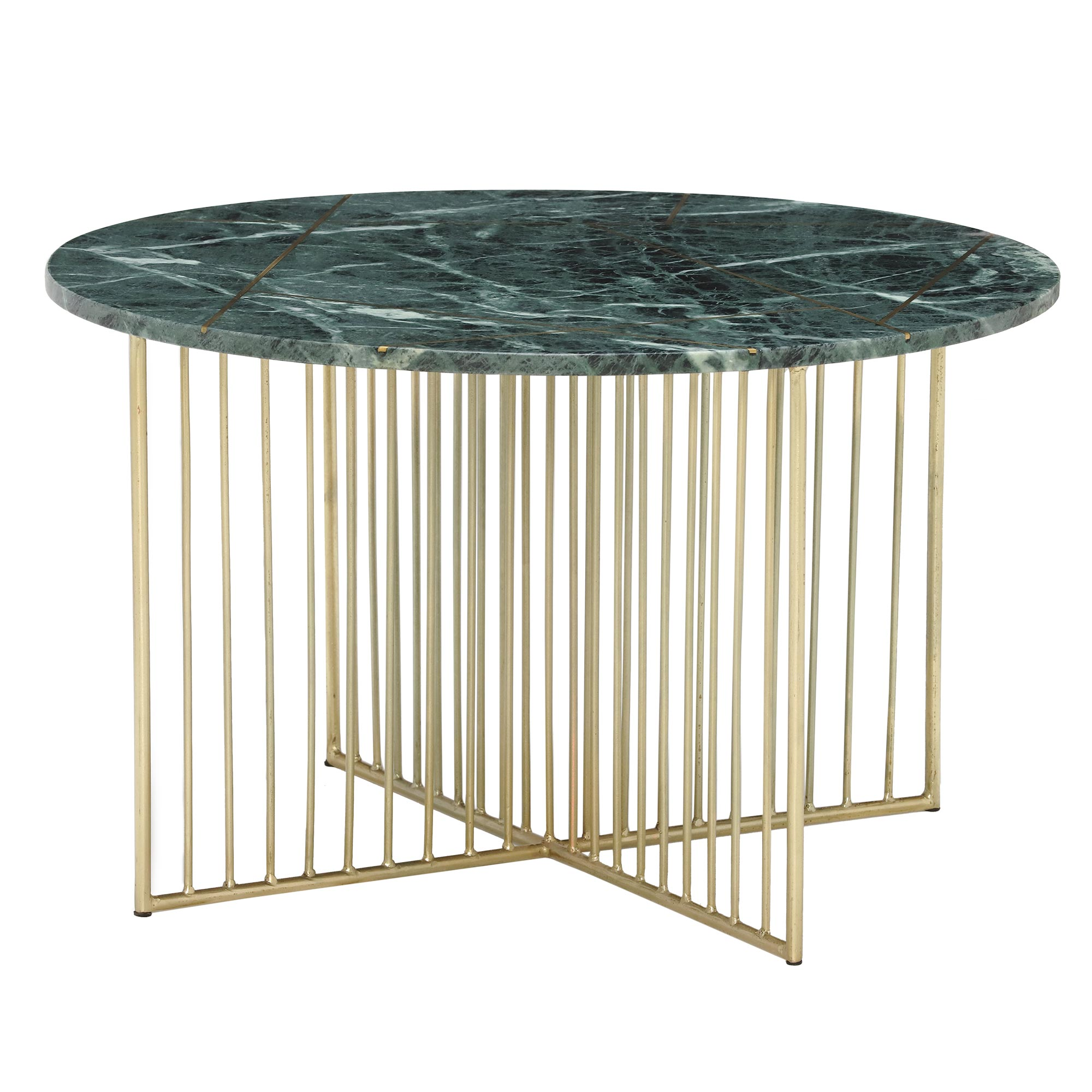 INSIGNIA COFFEE TABLE - FRONT DETAIL