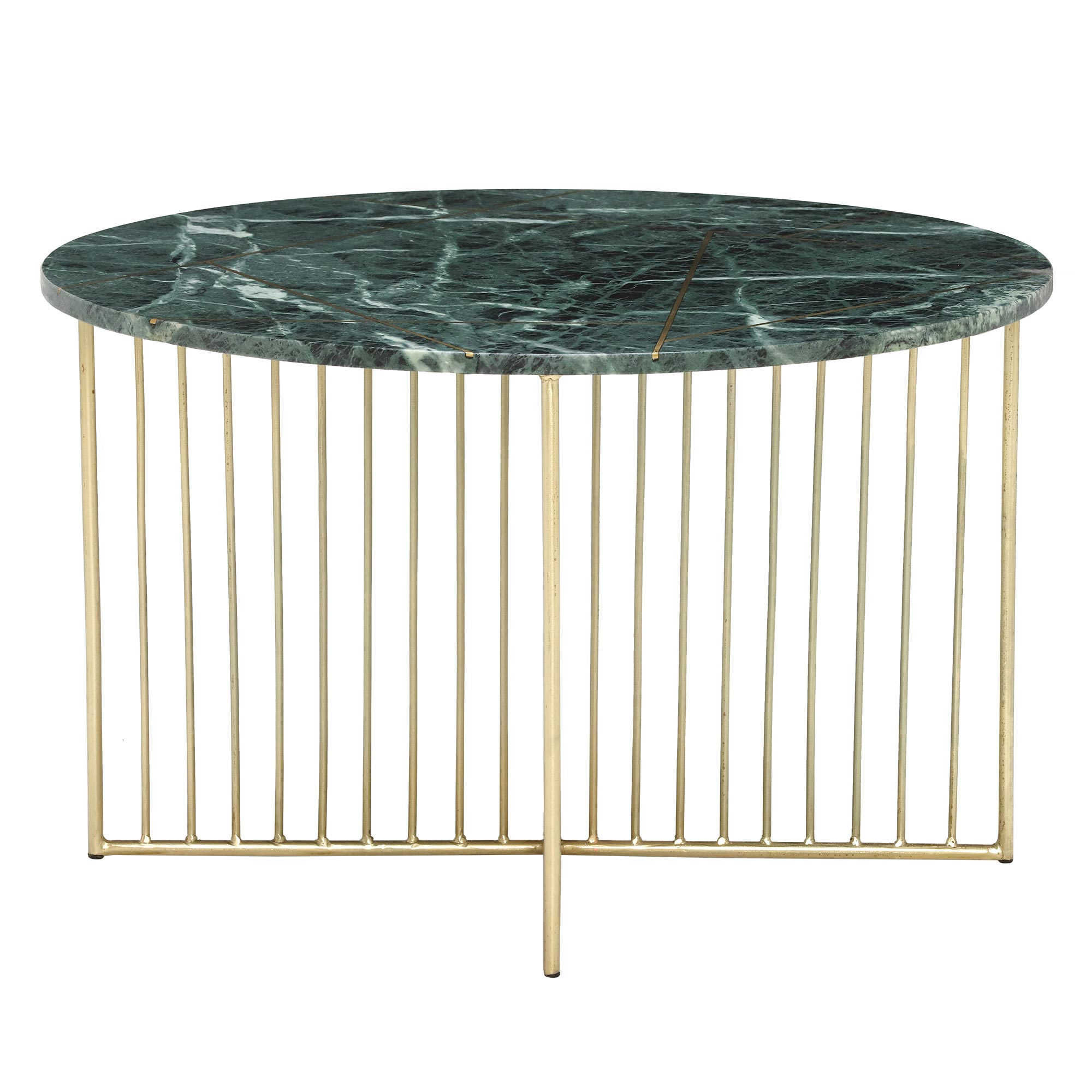 INSIGNIA COFFEE TABLE - SIDE DETAIL