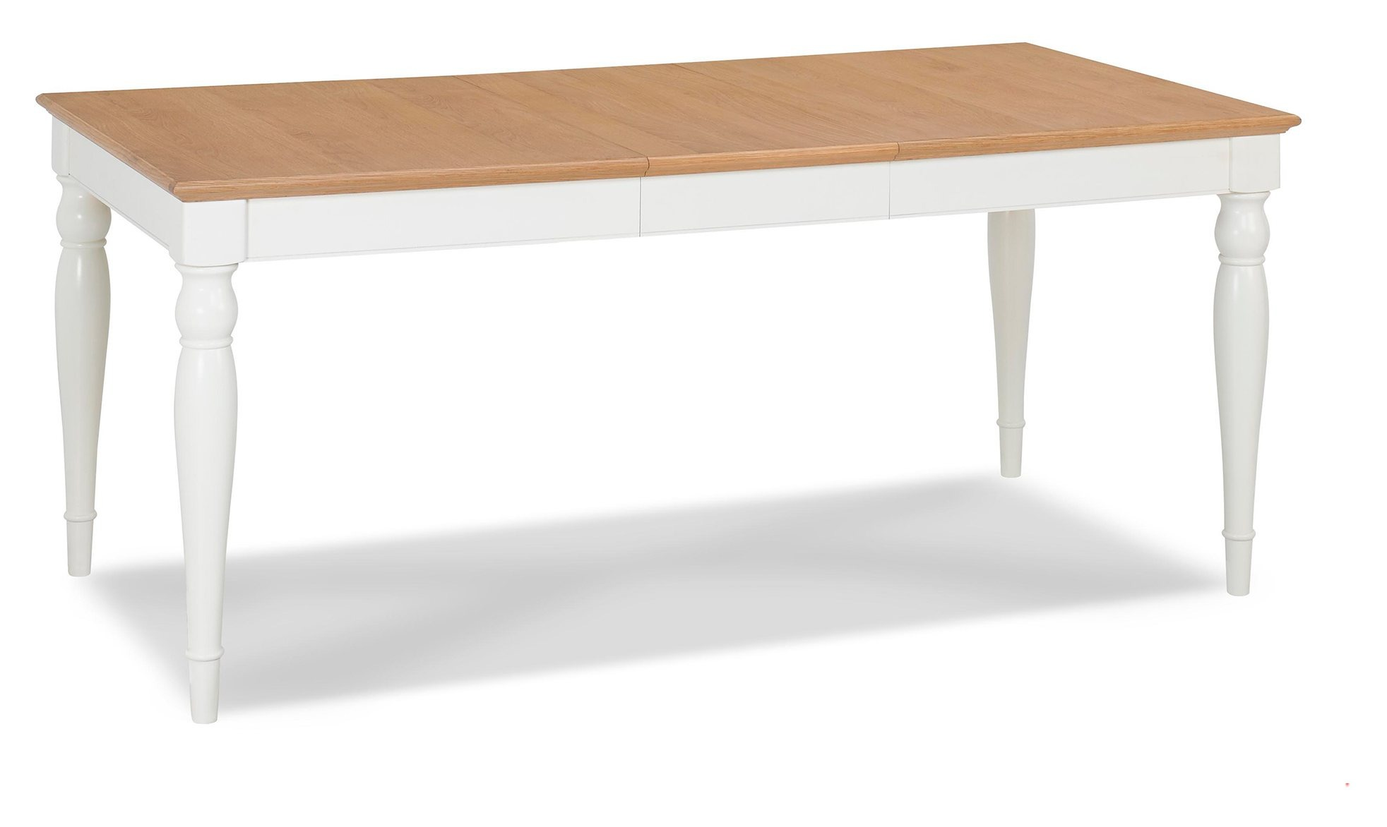 KYRA TWOTONE 6-8 DINING TABLE