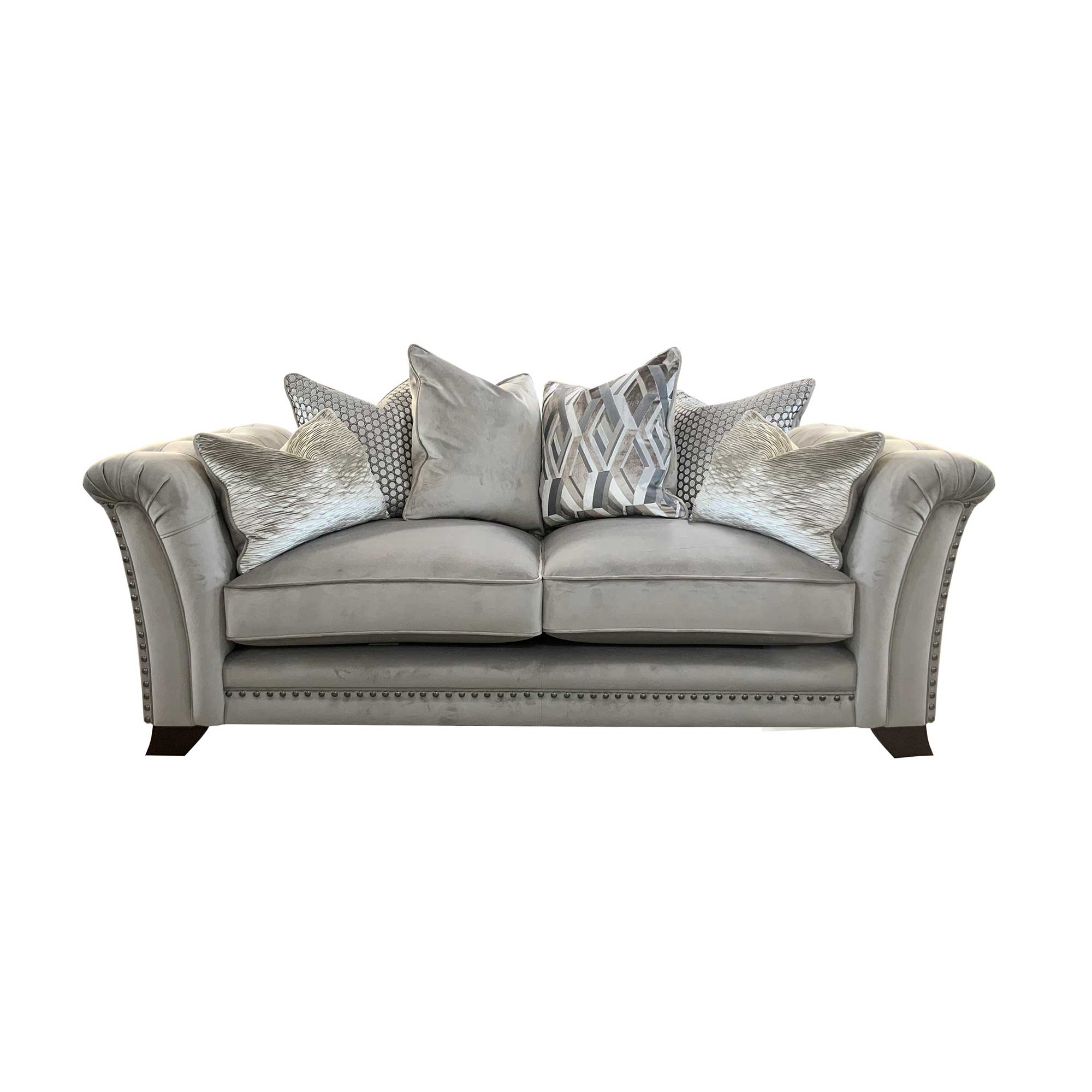 LUTON 2 SEATER PILLOW BACK